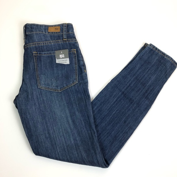 RSQ Denim - rsq jeans chelsea girlfriend distressed Size 0
